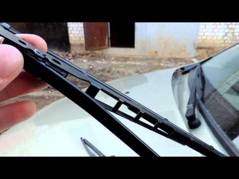 Щетки стеклоочистителя подбор по авто рено логан