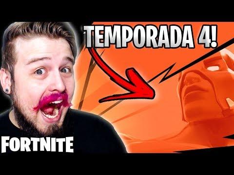 FORTNITE - PREPARE-SE PARA O IMPACTO! (TEMPORADA 4)