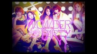 Wonder Girls Like This (Instrumental) 100%!!