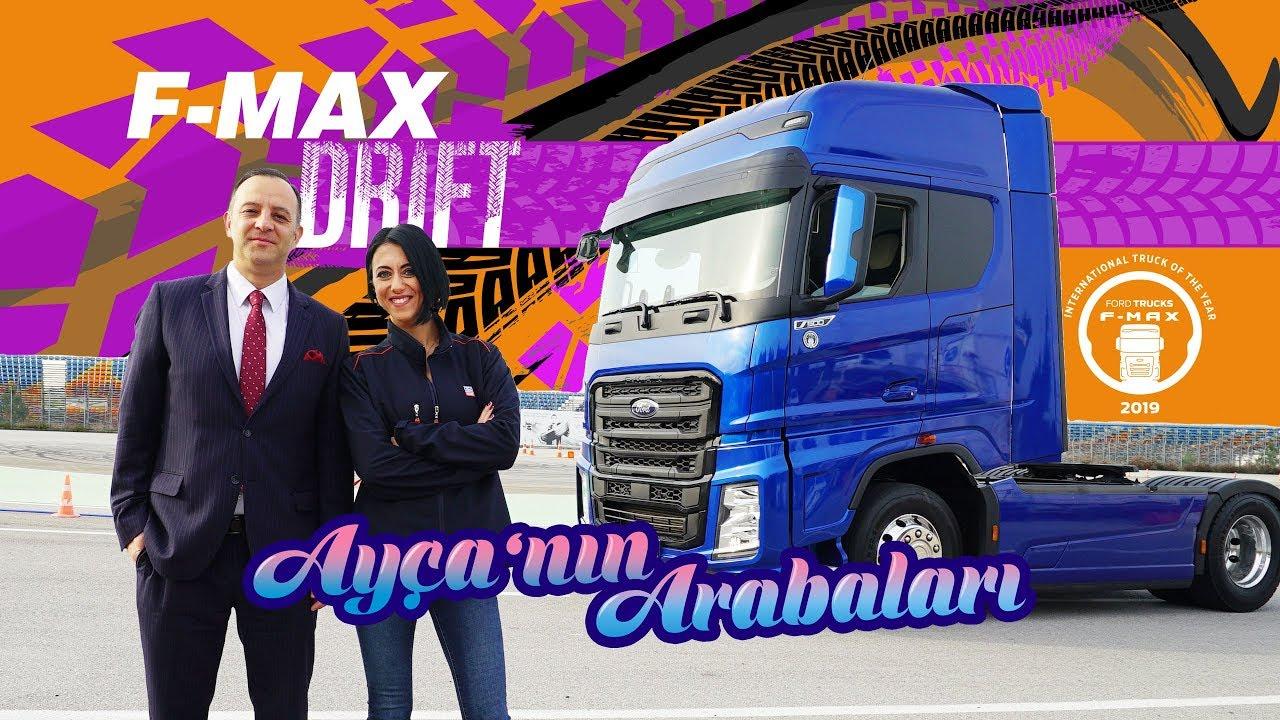 Ford Trucks F-MAX Kullandım!   10.000 Aboneye Özel Video ...