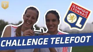 Le Challenge : Challenge de la barre pour les joueuses de l'OL