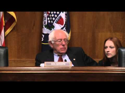 Sen. Bernie Sanders - Defund Obamacare: Thousands Will Die