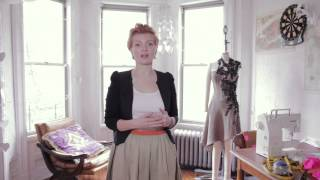 The Guidelines for Freelance Fashion Design : Fashion Design & Simple Styles
