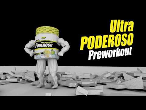 Ultrapoderoso Preworkout