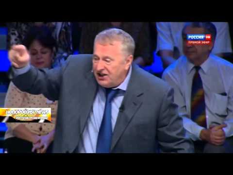 Жириновский: был бы на месте Сталина, не было бы сейчас ни Германии, ни Польши)))