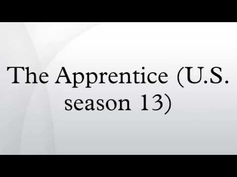 The Apprentice (U.S. season 13)