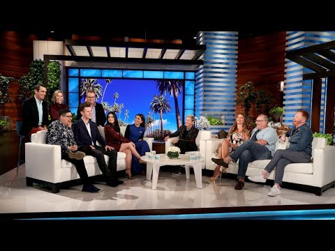 Eric Stonestreet Attempts to Scare His 'Modern Family' Castmates