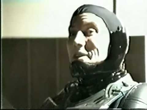 Robocop as Cosmonaut