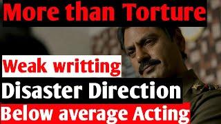 Raat Akeli Hai Review! Netflix Movie Raat akeli hai Honest Review! Nawazuddin Siddiqui! Radhika Apte