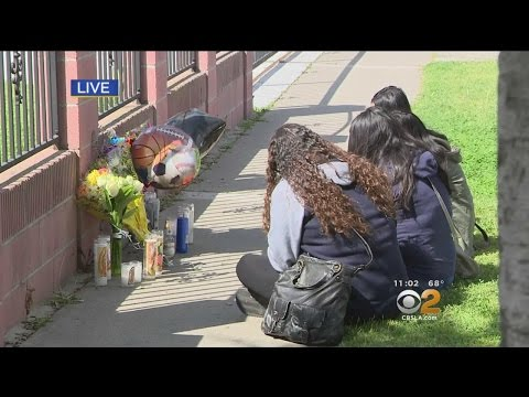 Community Mourns After Santa Ana Teen Dies From Shooting