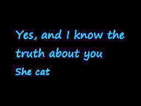 U2-An Cat Dubh (Lyrics)