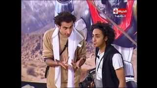 تياترو مصر على ربيع أنت إيه ؟  هتموتو من الضحكHD