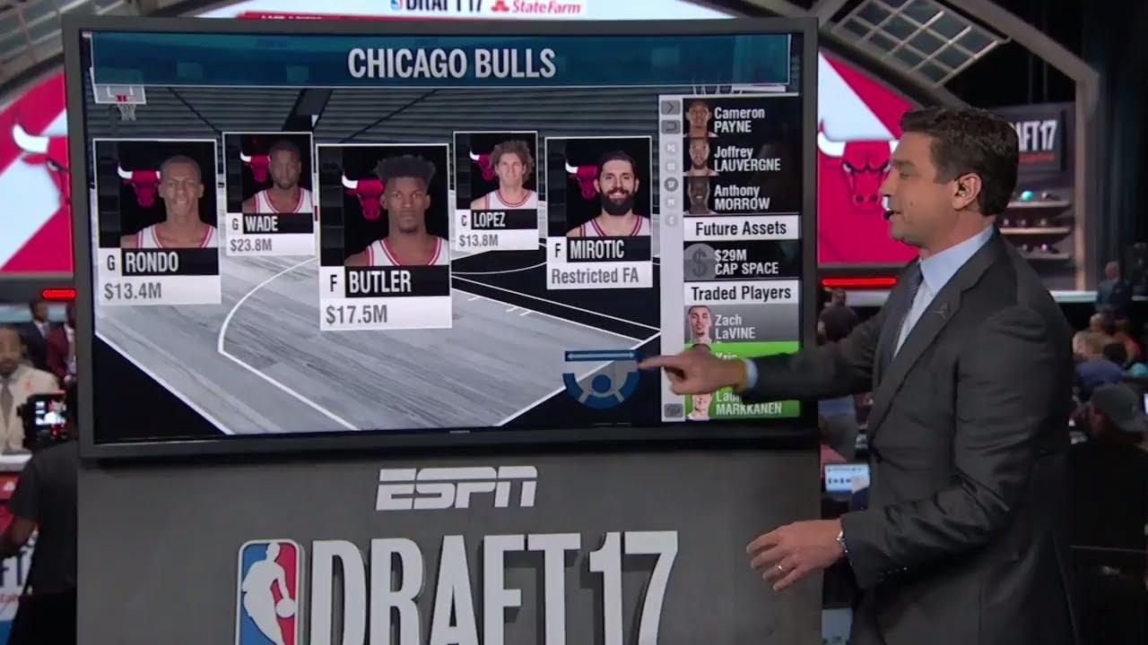 Chicago Bulls trade Jimmy Butler to Minnesota