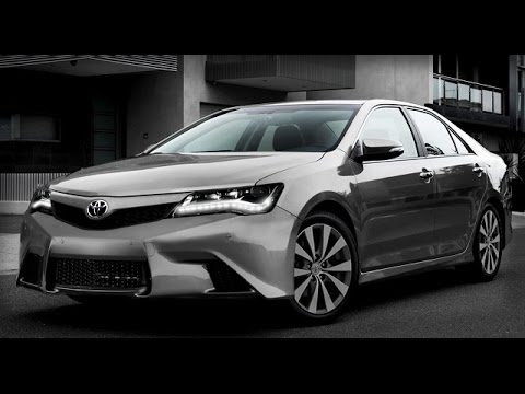 2016 camry xle review