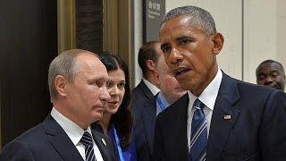 بوتين يشير الى تقارب روسي أمريكي بشأن سوريا