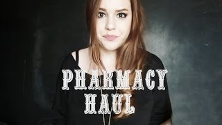 Pharmacy Haul! Thumbnail