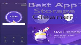 NOX CLEANER APP - BEST CLEANING APP FOR ANDROID 2020 | STORAGE CLEANING APP
