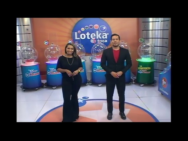 Loteka Lotería Electrónica Sorteo 07:55 PM 25-07-2021