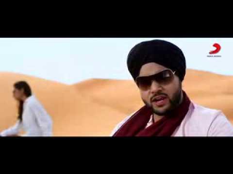 Indeep Bakshi - Akhian feat Upz Sondh | Official Full Video In HD| 2013