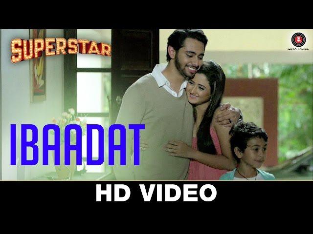 Ibaadat | Superstar | Dhruvin Shah & Rashami Desai | Shekhar Ravjiani & Aishwarya Majumdar