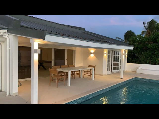 Vacation rental: Bonjour Waterfront  4 bedroom Villa  Beacon Hill Sint Maarten Caribbean