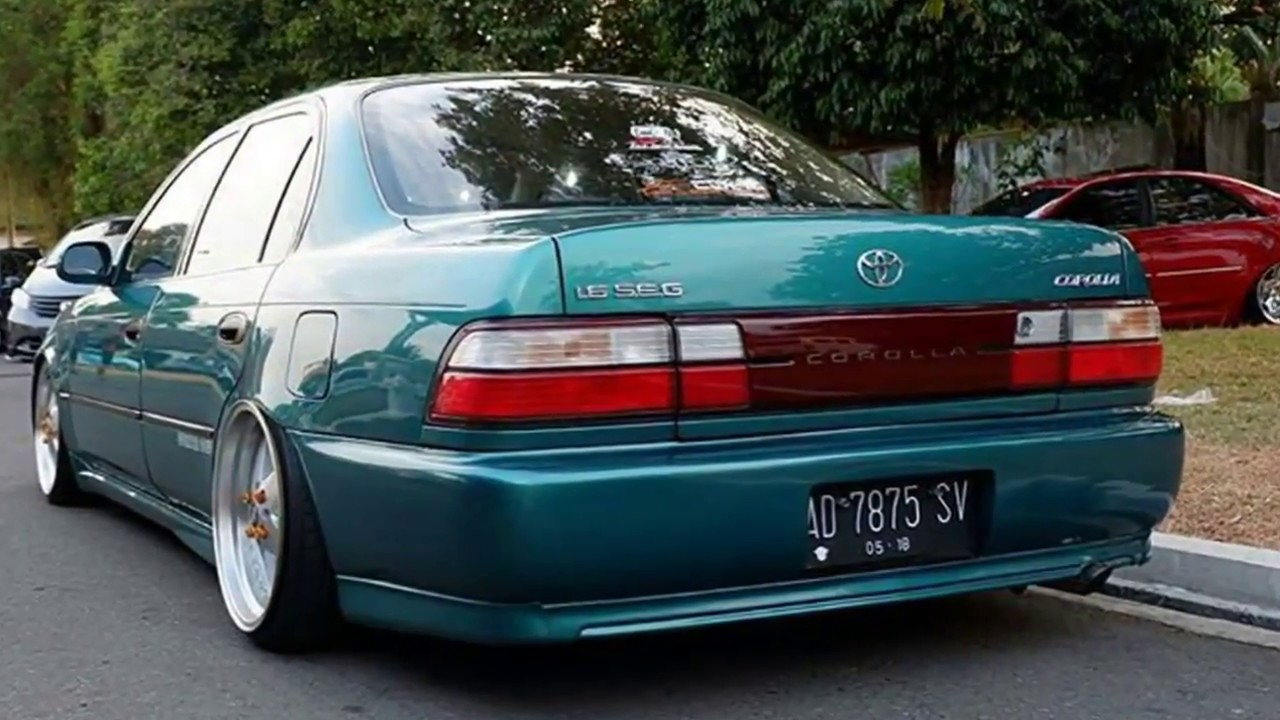 Top modified toyota corolla 8th generation