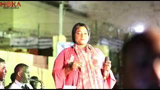 سندس سوداني بت الوطن يا نساء العالمين اتعلمتو الشلب وين.