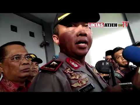 Lintas Atjeh On TV - Tanggapan Wakapolda Aceh Terkait Kerusuhan di Lapas Lambaro