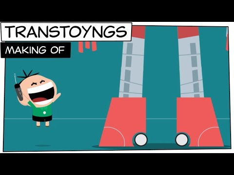 Mônica Toy - Making of | Transtoyngs  (T06E14)