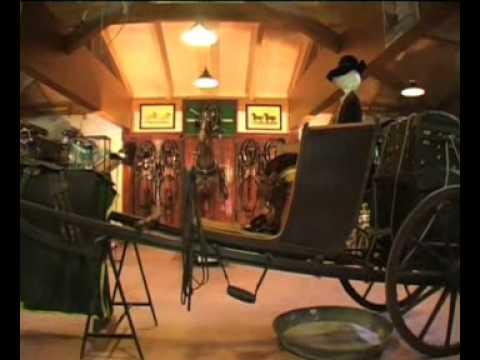 societa milanese redini lunghe: museo delle carrozze