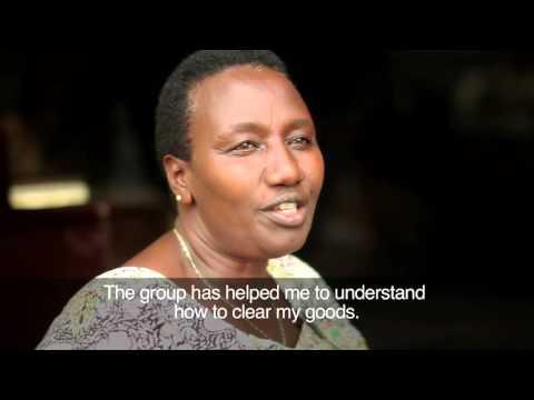Women Cross Border Traders