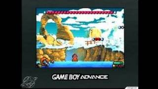 Worms Blast Game Boy Gameplay