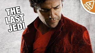 Will Poe Dameron Turn Evil in The Last Jedi? (Nerdist News w/ Jessica Chobot)