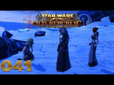 Star Wars The old Republic Gameplay german deutsch – Part 41 – Warum verraten mich alle?