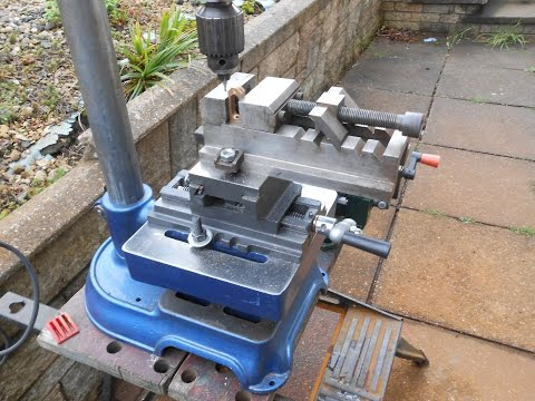 Drill Press For Milling
