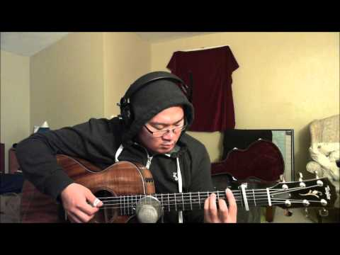 Time After Time (Eva Cassidy version) - for solo guitar