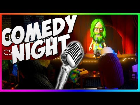 Funny Jokes From Funny Looking People! | Comedy Night Funny Gameplay