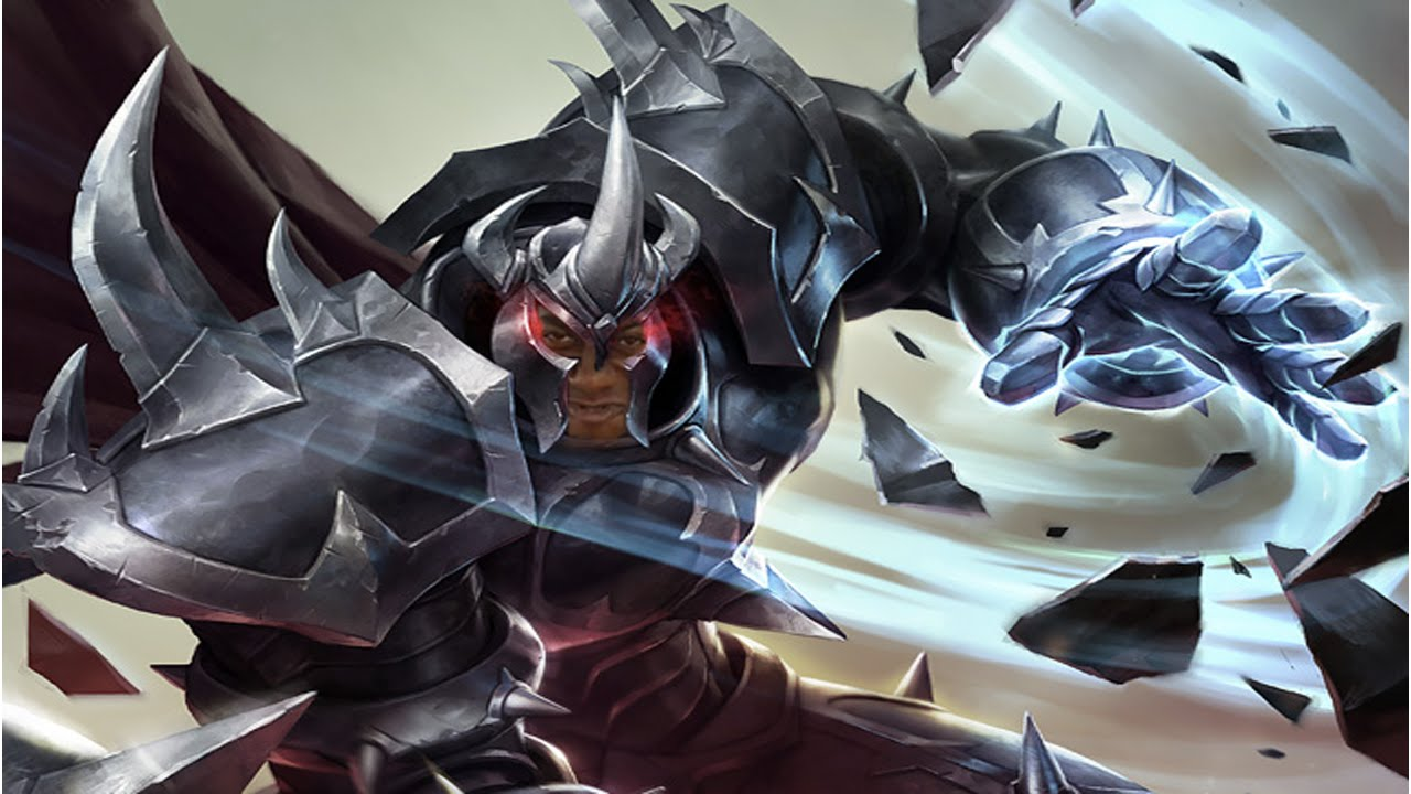 Advantage Max 4 Hd Wallpaper Just Another Ad Mordekaiser Youtube