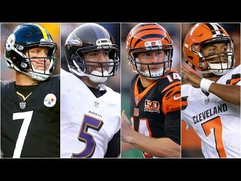Steelers, Ravens, Bengals, Browns | AFC North Predictions