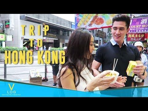TRIP TO HONGKONG - Part 1 #V-LOG