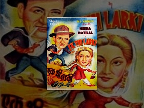 Ek Thi Larki (1949) - Bollywood Action, Comedy Full Movie