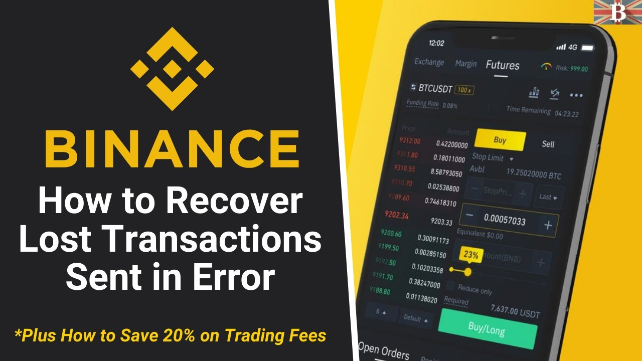 How to Recover Funds from Binance Exchange (Lost Transactions or Missing Memo)