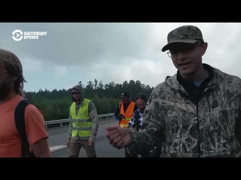 Второй поход якутского шамана на Москву