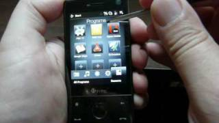 Windows Mobile 6.5 - Deep Shining v8 2 and Marketplace Demo on HTC Touch Diamond