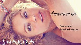 Gambar cover 05 Shakira - Addicted To You [Lyrics]