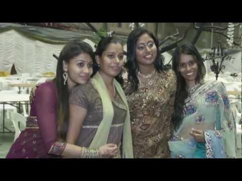 SREE RAM VISION Vijay & Revathy THR Wedding Reception.