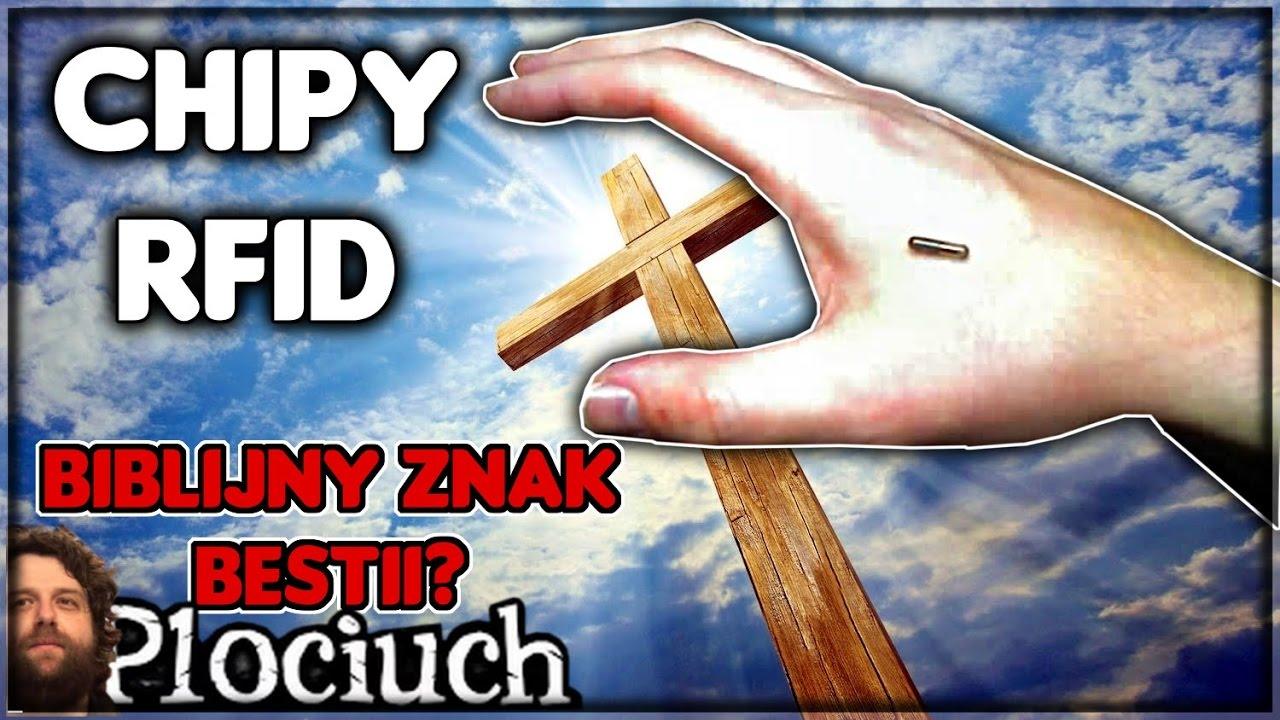 Plociuch #171 - Chipy RFID - Biblijny znak bestii?