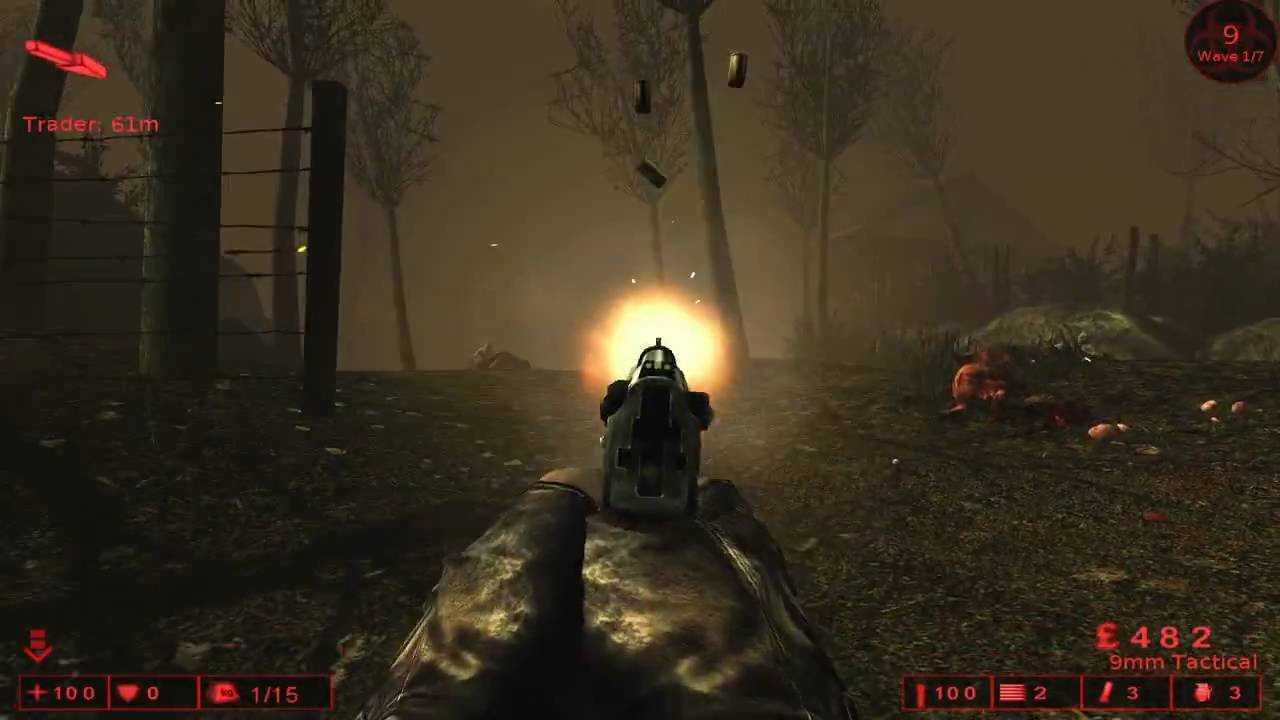 GAMEPLAY AND SCREENS