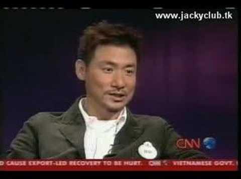 Jacky Cheung CNN TalkAsia Interview 2004-11-20 (3 of 3)