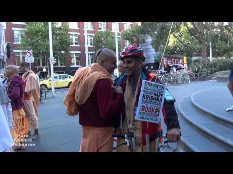 City of Melbourne Harinam 30 January 2015